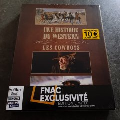 Une Histoire du western chez Carlotta et GM Editions : deux tomes de bonheur !