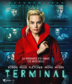 Terminal - la critique du film + le test Blu Ray