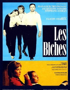 Les biches - la critique + test DVD