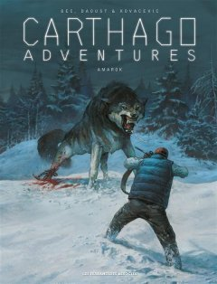 Carthago Adventures Amarok : la chronique BD