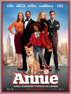 Annie (2015) - la critique du film