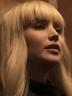 Red Sparrow : Jennifer Lawrence en espionne qui venait du froid