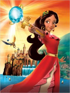 Elena d'Avalor : la 1ère princesse Disney latina !