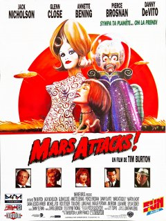 Mars Attacks de Tim Burton : 20 ans déjà