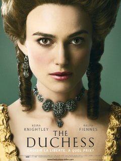 The duchess - fiche film