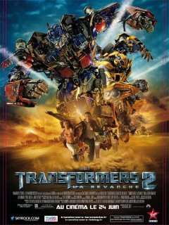 Transformers 2 la revanche - la critique