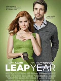 Donne-moi ta main (Leap year) - l'affiche