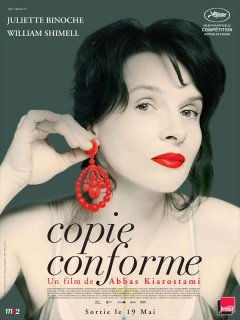 Copie conforme - Abbas Kiarostami - critique