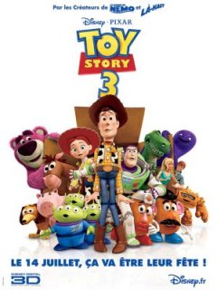 Toy Story 3 - la critique