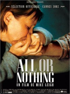 All or nothing - la critique