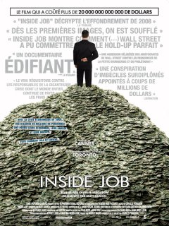 Inside Job - Charles Ferguson - critique
