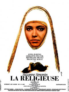 La Religieuse - Jacques Rivette - critique