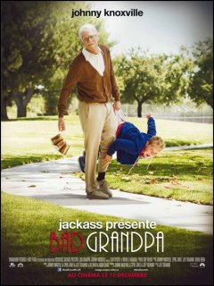 Bad Grandpa - la critique du film