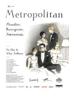 Metropolitan - la critique du film