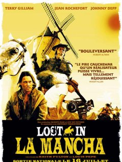 Lost in la Mancha - le documentaire sur le film maudit de Terry Gilliam