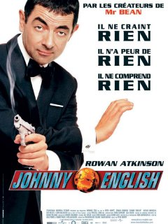 Johnny English - coup d'oeil