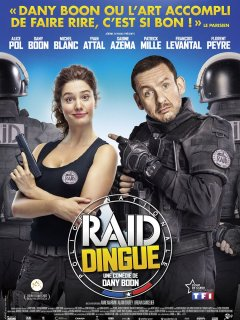 Raid Dingue - la critique du film