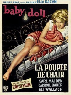 La poupée de chair (Baby Doll) - la critique du film