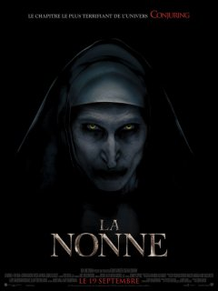 La nonne (2018) - la critique du film + le test blu-ray