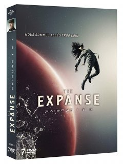 The expanse - la critique des saisons 1 et 2 + le test DVD