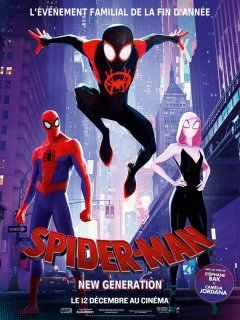 Spider-Man : New Generation - la critique du film