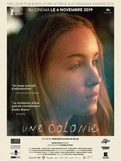 Une colonie - la critique du film