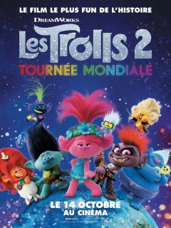 Les Trolls 2 - Walt Dohrn, David P. Smith - critique