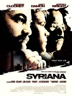 Syriana - la critique du film