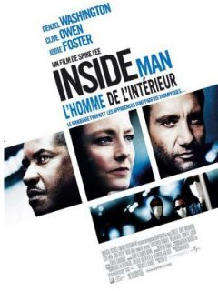 Inside man - la critique + test DVD