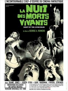 La nuit des morts-vivants - la critique du film