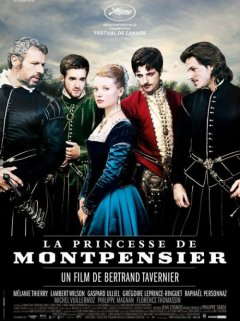 La princesse de Montpensier - la critique