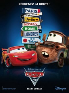 Cars 2 - la critique