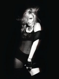 Madonna, le clip érotique de Girl Gone Wild