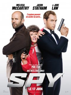 Spy - la critique du film