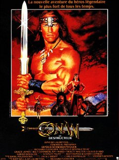 Conan le destructeur - la critique