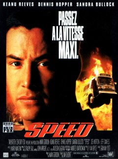 Speed - la critique du film et le test blu-ray