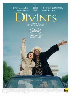 Divines - la critique du film