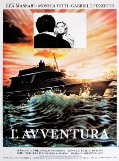 L'avventura - la critique du film