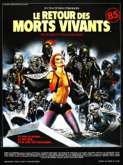 Le Retour des Morts Vivants - la critique du film + le test blu-ray