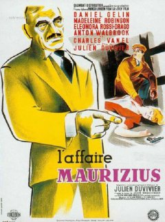 L'affaire Maurizius - la critique du film