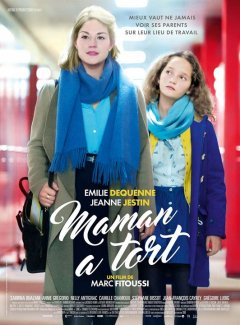 Maman a tort - la critique du film