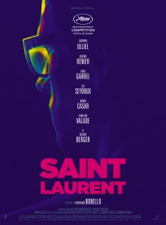 Saint Laurent - Bertrand Bonello - critique