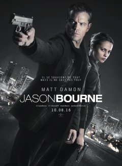 Jason Bourne - la critique du film