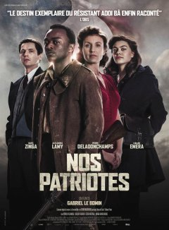 Nos patriotes - la critique du film