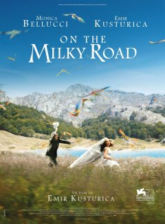 On the milky road - la critique du film + le test DVD