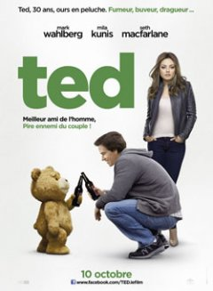 Ted - Seth MacFarlane - critique