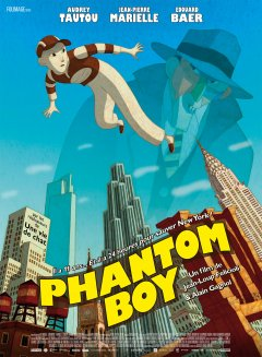 Phantom Boy - la critique du film