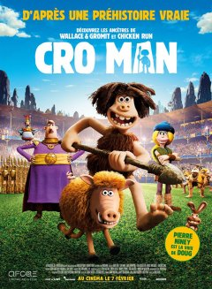 Cro Man - la critique du film