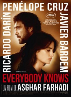 Everybody Knows : le couple Javier Bardem - Penélope Cruz ouvre Cannes 2018