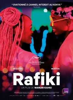 Cannes 2018 : Rafiki - la critique du film